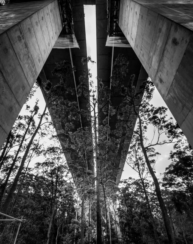 Highly Commended in the Australian engineers Photography Art Awards
